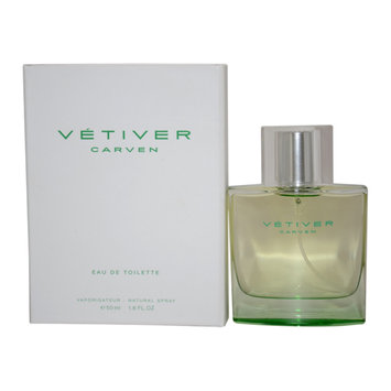 VETIVER CARVEN by Carven EDT SPRAY 1.7 OZ
