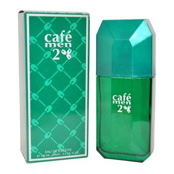 Cofci 'Cafe Men 2' Men's 3.4-ounce Eau de Toilette Spray (Green Edition)