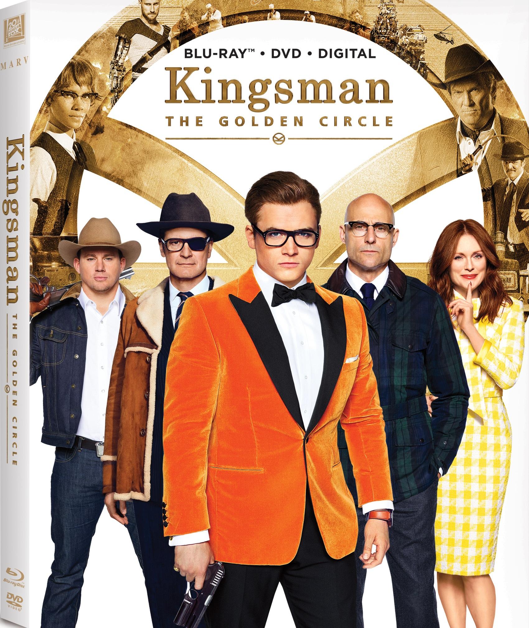 Kingsman 2 (Blu-ray + Dvd + Digital)