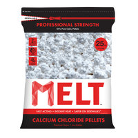 Snow Joe Calcium Chloride Ice Melt Pellets - 25 LB, Off White