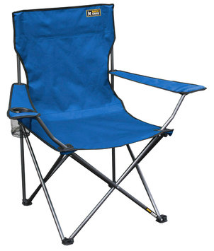 Bravo Sports 146111 Quik Chair Quad Chair Royal Blue