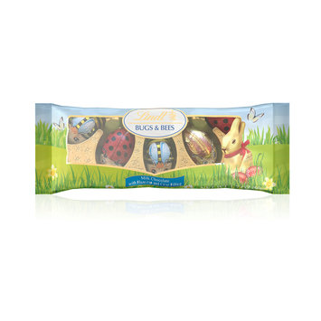 Lindt Easter Bugs & Bees Chocolates - 1.76oz