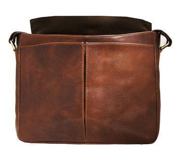 Mancini Leather Goods Buffalo Leather 15