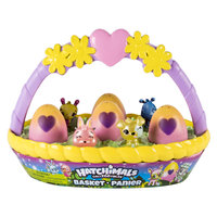 Hatchimals Colleggtibles Spring Basket Set - 8-Pack