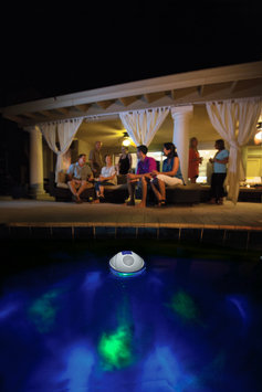 Great American Duck Races, Inc. Bluetooth Underwater Light Show Speaker