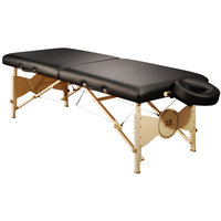 Master Massage Midas Massage Table Black