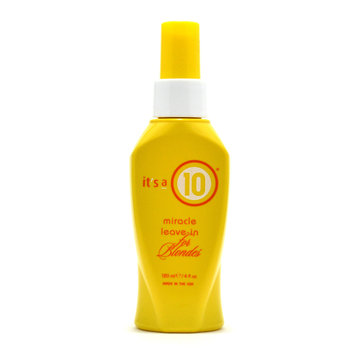 Ny Value Club Ltd Miracle Leave-In For Blondes 4 fl oz