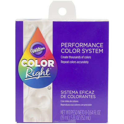 Color Right Perfect Color System-8/Pkg