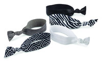 Goody Products Inc. Ouchless Ribbon Elastics, Oreo, 5 count