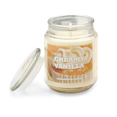Star Candle Co. 18-oz. Scented Candle - Creamy Vanilla