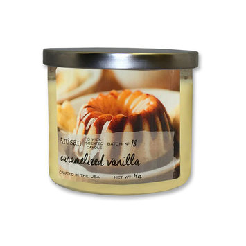 Star Candle Co. 14-oz. Artisan Scented Candle - Caramelized Vanilla