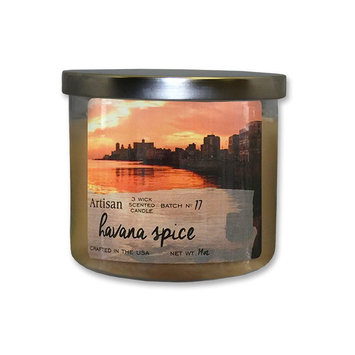 Star Candle Co. 14-oz. Artisan Scented Candle - Havana Spice