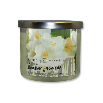 Star Candle Co. 14-oz. Artisan Scented Candle - Bamboo Jasmine