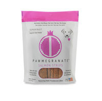 Pawmegranate Salmon Strips 5oz