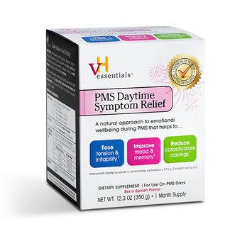 VH essentials PMS Daytime Symptom Relief, Berry Splash, 12.3 oz
