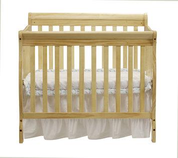 Shreeram Overseas Kayla 3 in 1 Mini Convertible Crib in Natural