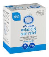 Mygofer Effervescent Antacid & Pain Relief Original Flavor - 36 CT