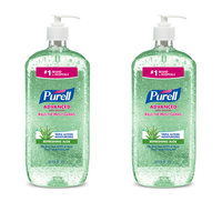 Purell Advanced Hand Sanitizer wth Aloe, 1 L (Innerpack of 2)