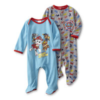 Kids With Character PAW Patrol Infant Boy's 2-Pack Sleeper Pajamas