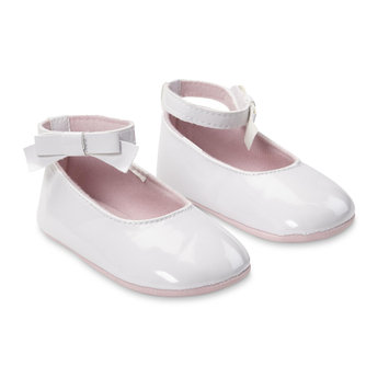 Infants Specialty Company Baby Girl's White Dress Shoe