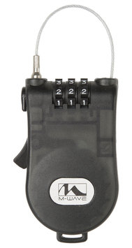 Cycle Source Group, Llc Ventura Lock N Roll D14.9 Cable Lock