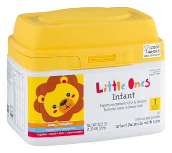 Mygofer Infant Formula With Iron 1 / Birth - 12 Months