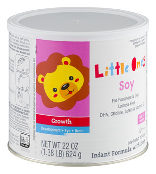 Soy Infant Formula With Iron Birth - 12 Months