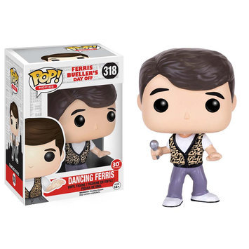 FERRIS BUELLER - DANCING FERRIS (VFIG) by FUNKO POP MOVIE: