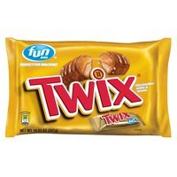 Twix Caramel Fun Size Chocolate Candy, 10.83 Oz
