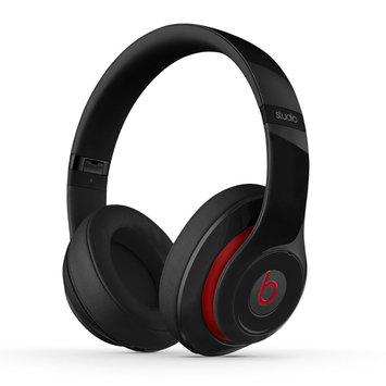 A.m.s. Manufacturing, Inc. Beats by Dr. Dre Refurbished Studio 2 Wired Headphones - Black