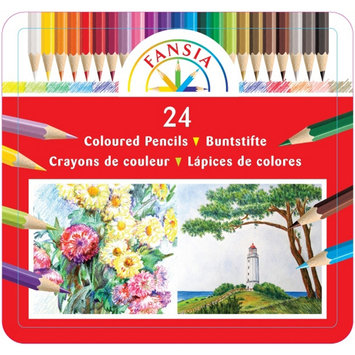 Pro-art Fantasia Colored Pencil Set 24Pc