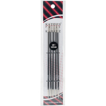 Knitter's Pride Karbonz Double Pointed Needles 6
