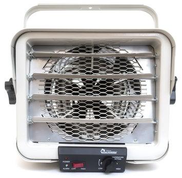 Dr Infrared Heater Dr. Heater DR966 240-volt Hardwired Shop Garage Commercial Heater, 3000-watt6000-watt