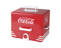 Nostalgia Electrics Coca-Cola Series Hot Dog Steamer