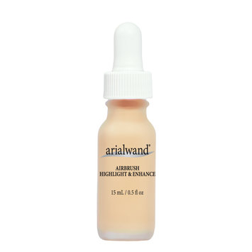 Arialwand Airbrush Highlight & Enhance Highlighter, Glow, 0.5 Fl Oz