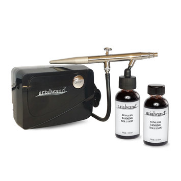 Cam Consumer Products, Inc. Arialwand Sunless Tanning Solution System.