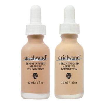 Cam Consumer Products, Inc. Arailwand Serum Infused Foundation DUO - Warm Beige & Honey