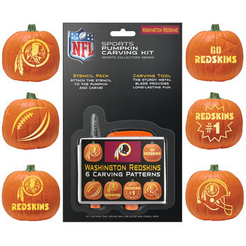 Washington Redskins Pumpkin Carving Kit Topperscot