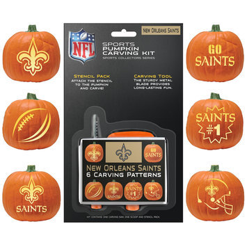 New Orleans Saints Pumpkin Carving Kit Topperscot