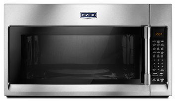Maytag mmV6190FZ 1.9 cu. Ft. Over-the-Range Microwave w/ Convection Mode - Stainless Steel