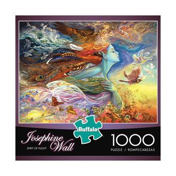 1000pc Josephine Wall Jigsaw Puzzles-Spirit of Flight