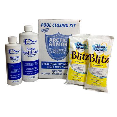 Blue Wave NY934 BlueWave Chlorine-Free Closing Kit - Treats 15000 gals