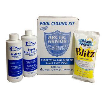 Blue Wave NY930 BlueWave Chlorine-Free Closing Kit - Treats 7500 gals