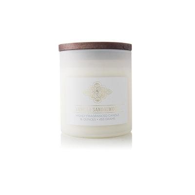 Mvp Group International Inc. Wellness Scented Jar Candle - Vanilla Sandalwood