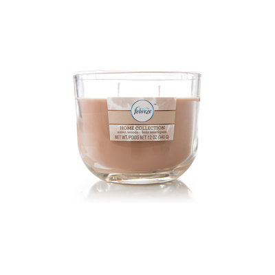 Mvp Group International Inc. Febreze 12 Oz. Home Collection Candle - Asian Woods