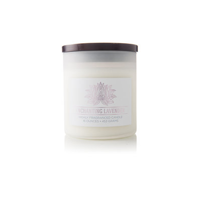 Mvp Group International Inc. Wellness Scented Jar Candle - Enchanting Lavender