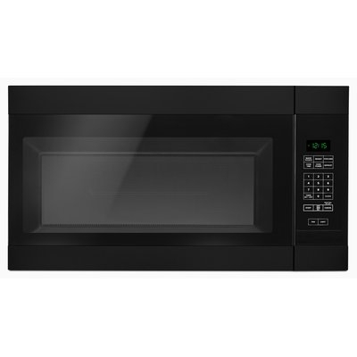 Amana 1.6 cu. ft. Over-the-Range Microwave in Black