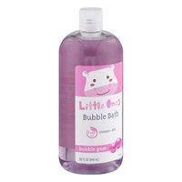Little Ones Bubble Bath Bubble Gum 32 oz