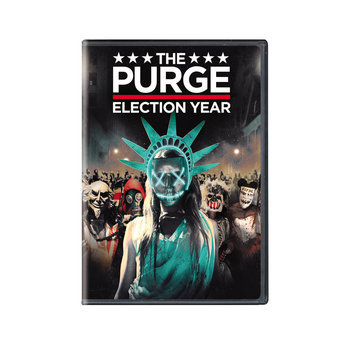 Purge-Election Year DVD