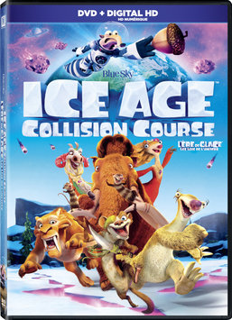 20th Century Fox Home Ent. Ice Age: Collision Course [dvd] [digital Hd]